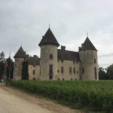 The chateau.