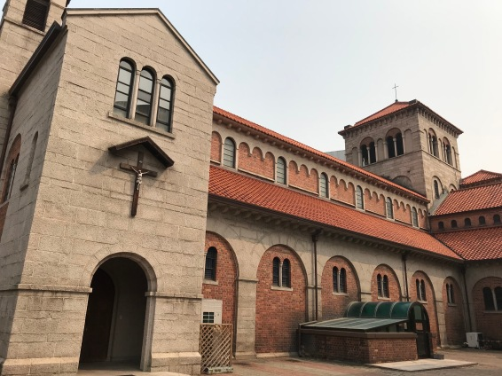 Korean Anglican Cathedral