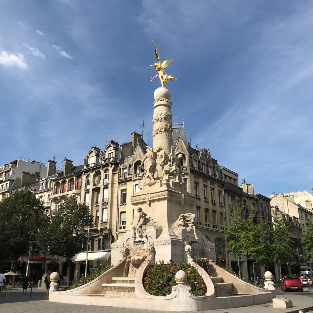 Central Reims